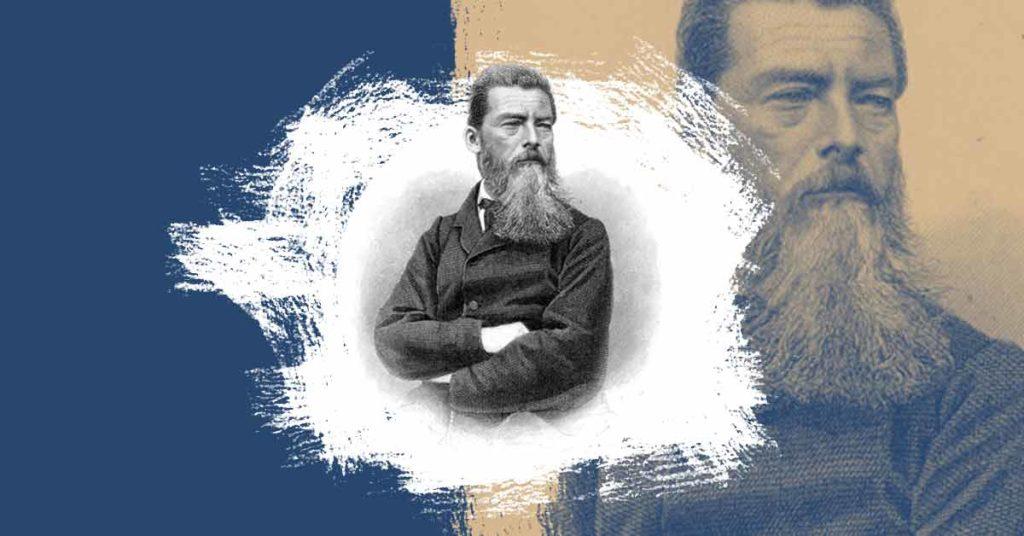 Bild zu Feuerbachs Projektionstheorie, Porträt von Ludwig Feuerbach
